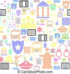 icon., bakgrund, lag, seamless, mönster