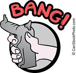 Icon bang