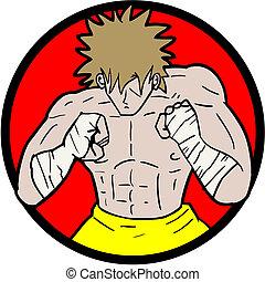 Icon boxing gym