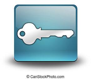 Icon, Button, Pictogram Key - Icon, Button, Pictogram with...