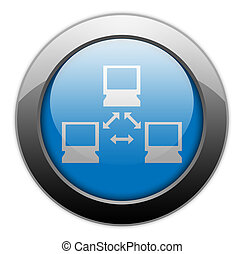 Icon, Button, Pictogram Network - Icon, Button, Pictogram...