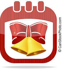 icon calendar Christmas 3