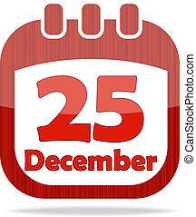 icon calendar Christmas 5
