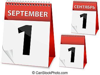 icon calendar days of knowledge