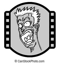 Icon cinema - Creative design of icon cinema