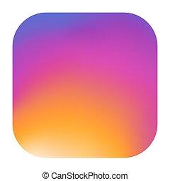 Icon color square