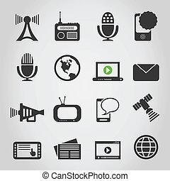Icon communication5