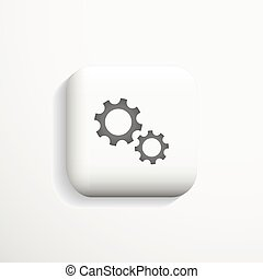 Icon, configuration, option deign.