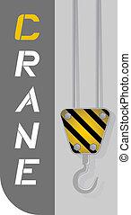 Icon crane