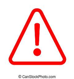 Icon Danger - Creative design of icon danger