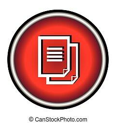 icon., documento