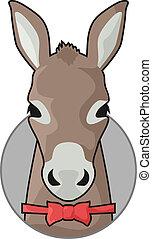 Icon donkey