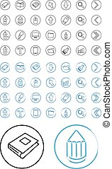 Icon Drawing Tools