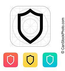 icon., escudo