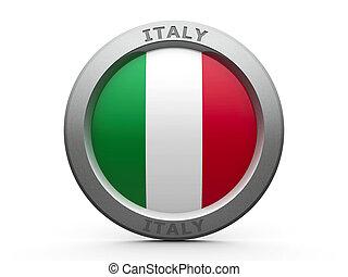 Icon - Flag of Italy