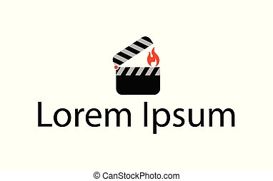 Icon for film industry and cinema