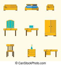 Icon for furniture