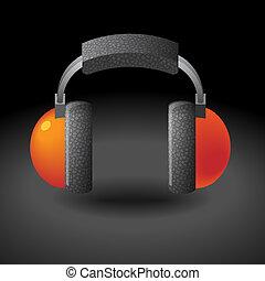 Icon for headphones