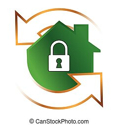 Icon for Home Security System