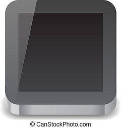 Icon for tablet computer