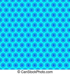 Vector blue gears background,