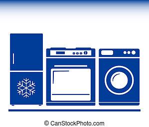 icon home appliances