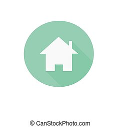 icon house pastel