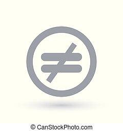 icon., inégalité, injustice, symbole.