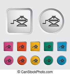 icon jack - Icon jack. Vector illustration EPS.