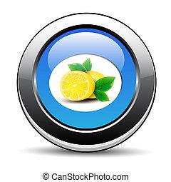 Icon lemon