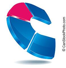 icon letter C