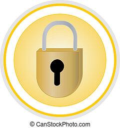 Icon lock
