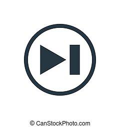 icon media rewind