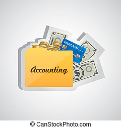 icon of accounting