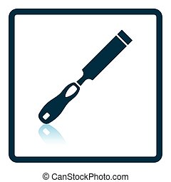 Icon of chisel