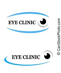 icon of eye clinic