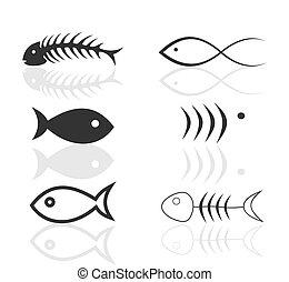 Icon of fish