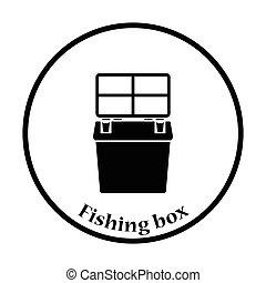 Icon of Fishing opened box