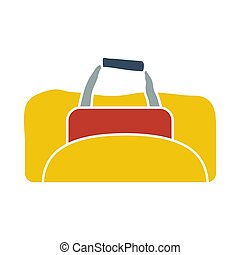 Icon Of Fitness Bag