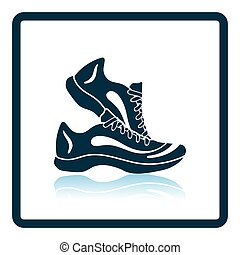 Icon of Fitness sneakers