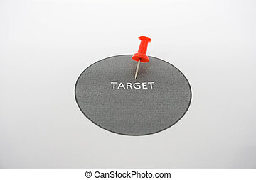 Icon of hit the target