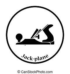 Icon of jack-plane