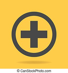 Icon of Medical Cross