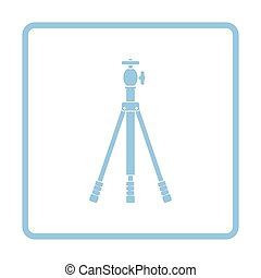 Icon of photo tripod