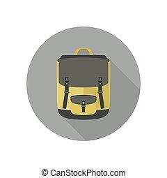 Icon of school bag