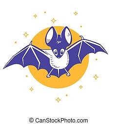 Icon of the batn night