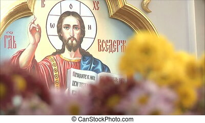 icon of the saint 2 - icon of the saint, the focus turns to...