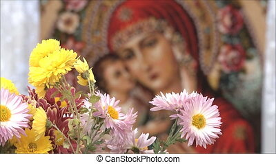 icon of the saint 3 - icon of the saint, the focus turns to...