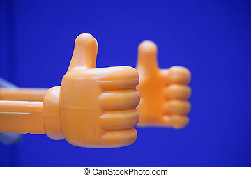 Icon of thumb up