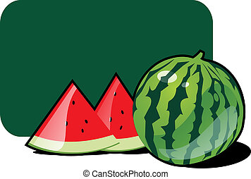 water-melon - Icon of water-melon